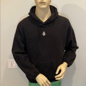 Volcom Pullover Hoodie Size Xs/Tp/8-10